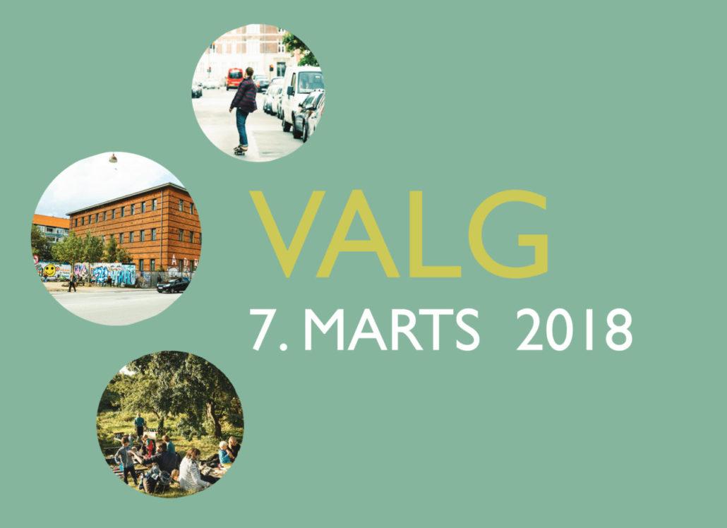 VALG til Bispebjerg Lokaludvalg 2018